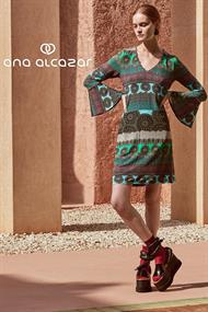 Ana Alcazar Jurk 047061-2715