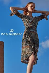 Ana Alcazar Jurk 047143-2732
