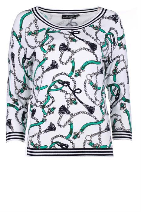 Be nice Pullover SLK14-7315