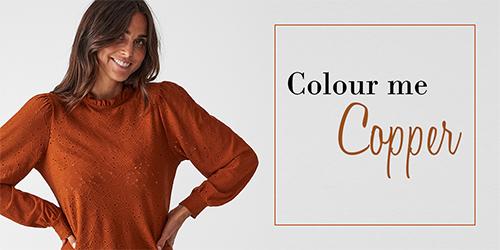 Colour me Copper