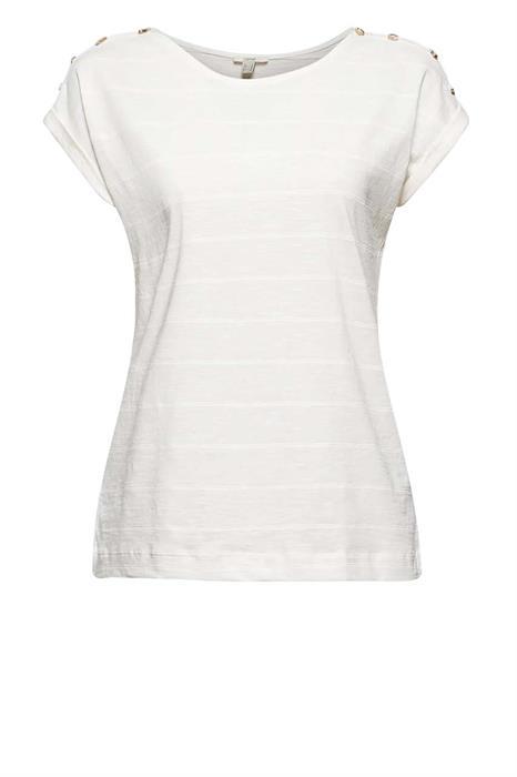 Esprit casual T-shirt 051ee1k332
