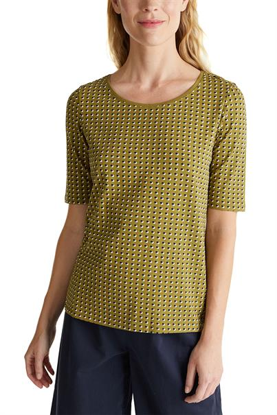 Esprit casual T-shirt 070EE1K320