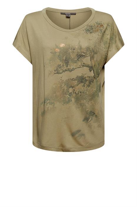 Esprit collection T-shirt 071EO1K324