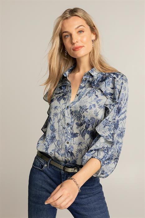 Expresso Blouse Ex21-14005