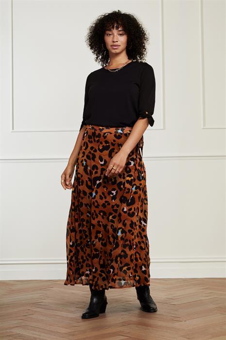 Fabienne Chapot Rok Bobo cato skirt