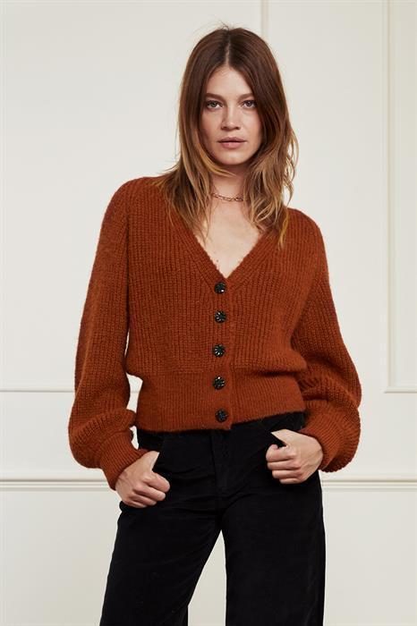 Fabienne Chapot Vest Starry cardig