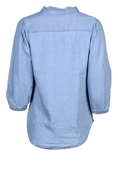 Free|Quent Blouse Dobby-shirt