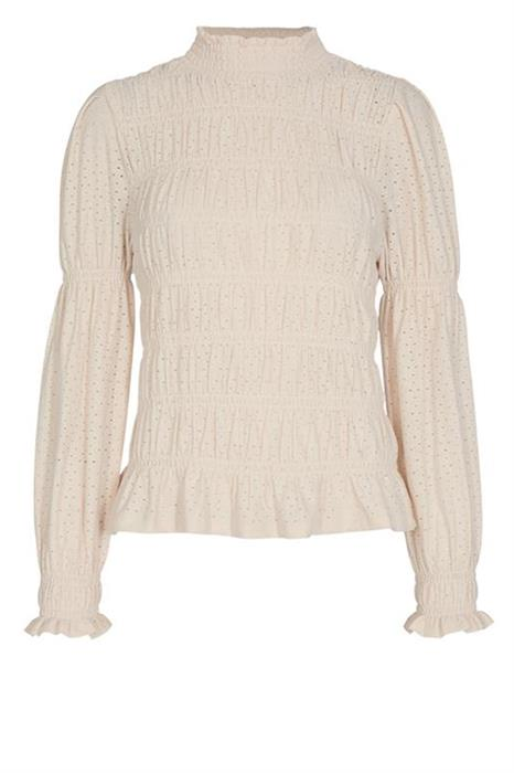 Free|Quent Pullover Blond high n
