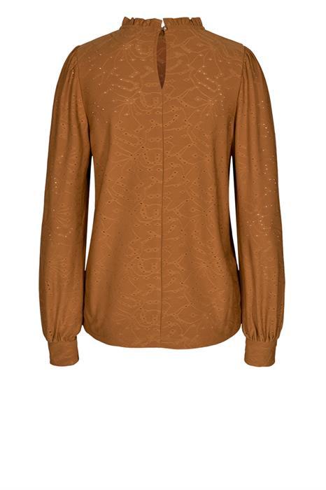 Free|Quent Shirt Blond-ls-bl
