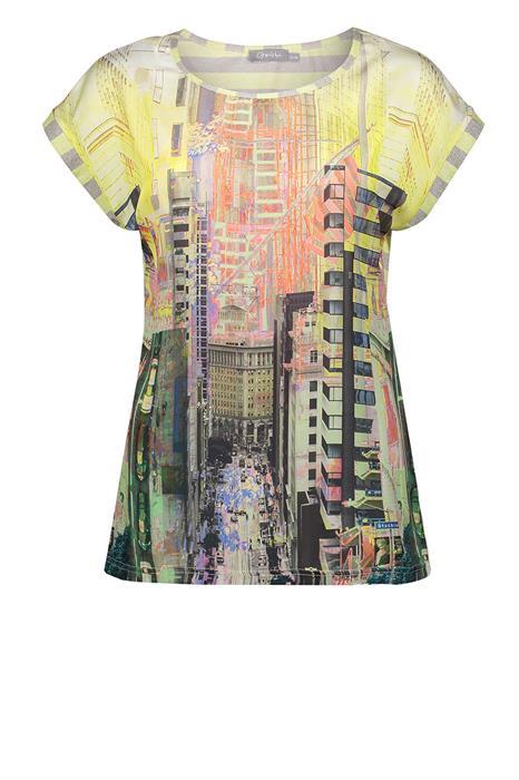 Geisha T-shirt 03219