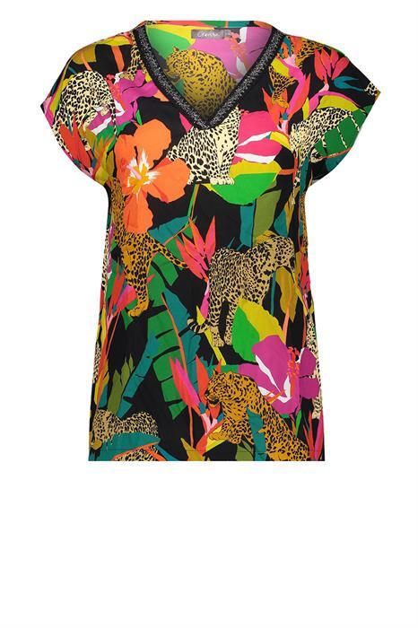 Geisha T-shirt 03243