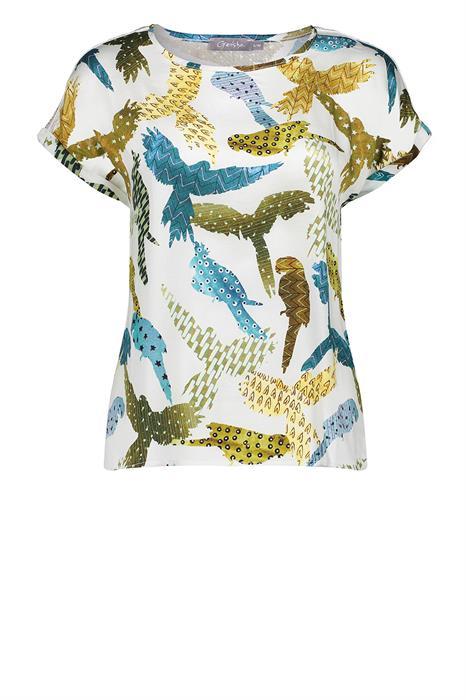 Geisha T-shirt 13377