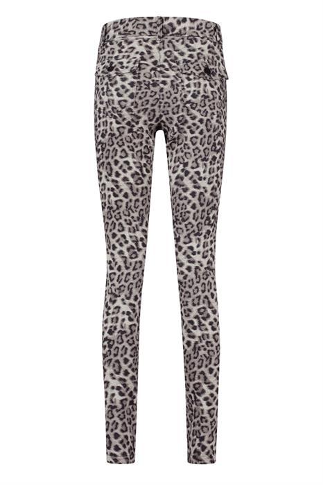 Helena Hart Broek Chino s.stretch cheetah