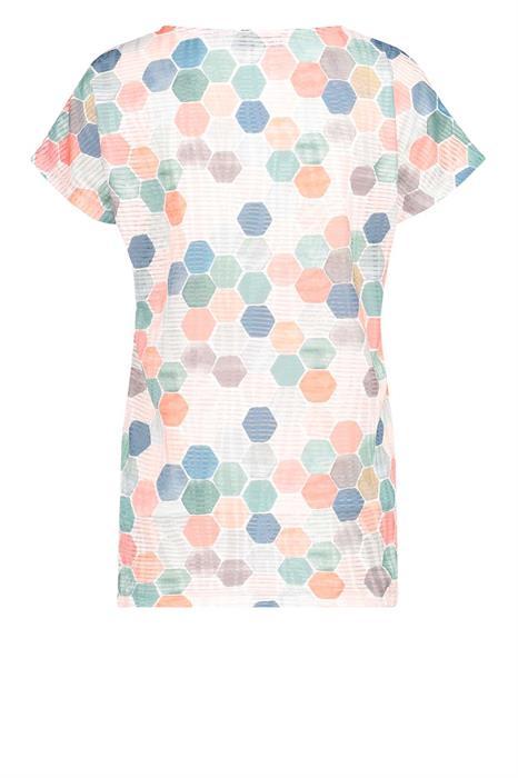 In shape T-shirt 2101058