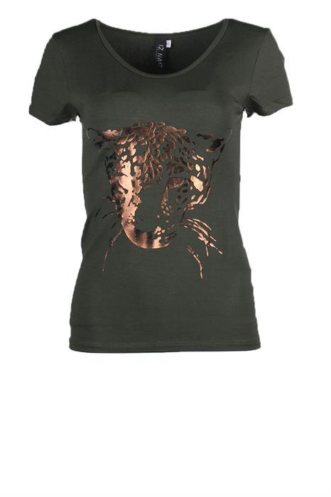 Iz Naiz T-shirt 3369 Tiger