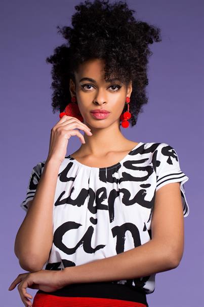 Juffrouw Jansen Shirt Mabel