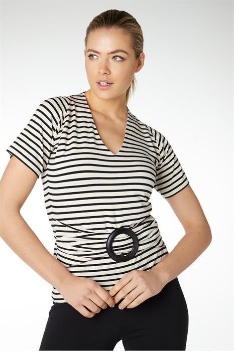 Juffrouw Jansen T-shirt Laurel