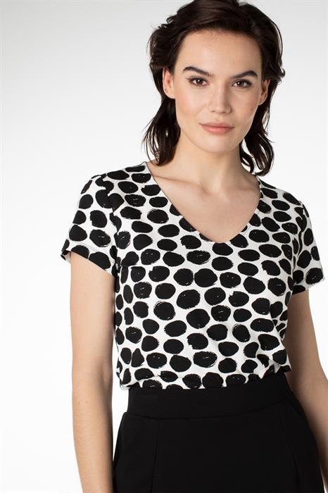 Juffrouw Jansen T-shirt Wende