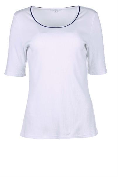 Just White T-shirt 42711