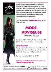 Mode-adviseuse B 15