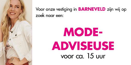 Mode-adviseuse Barneveld 15 uur