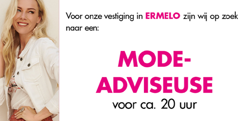 Mode-adviseuse Ermelo