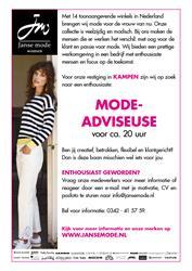 Mode-adviseuse Kampen