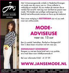 Mode-adviseuse Rotterdam