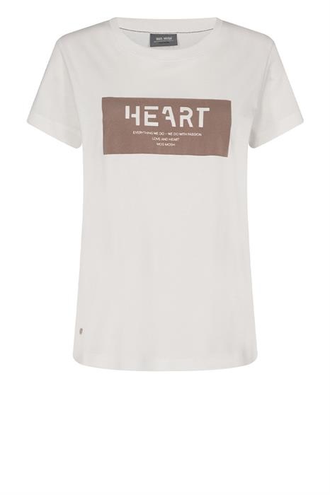 Mos Mosh T-shirt 136410 Cherie