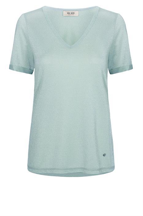 Mos Mosh T-shirt Casio V-neck