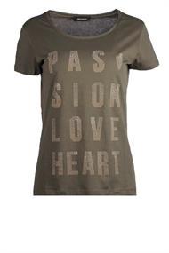 Mos Mosh T-shirt Crave rivet tss
