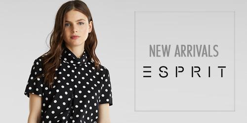 New Arrivals | Esprit