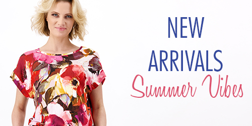 New arrivals: Summer Vibes