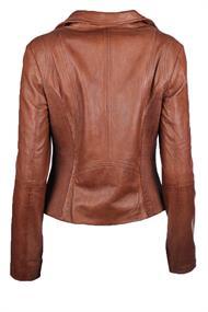 Rino & Pelle Leren jasje Cachet.350