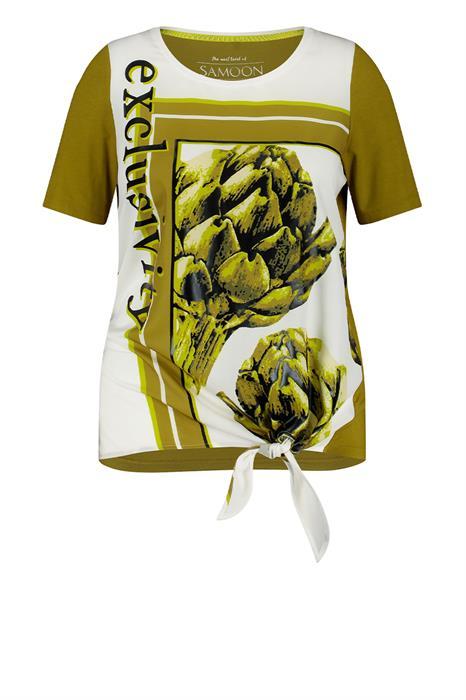 Samoon T-shirt 671213-26303