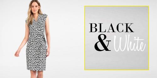 Shop Black & White met korting