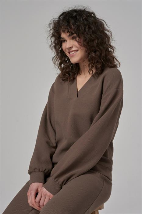 Simple Pullover Agnes