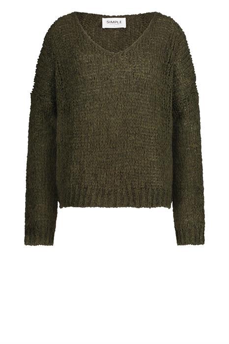 Simple Pullover Sacha v-neck