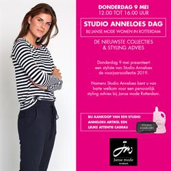 Studio Anneloes dag Rotterdam