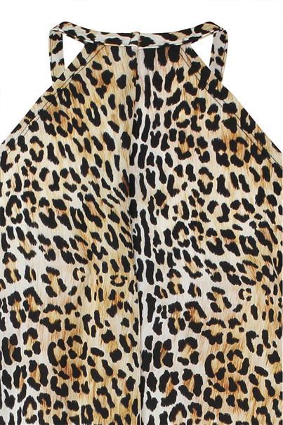 Studio Anneloes Jurk Carla leopard