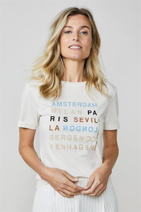 Summum woman T-shirt 4517-30229