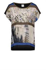 Taifun Shirt 371071-16217