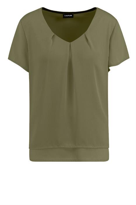 Taifun T-shirt 571070-16102