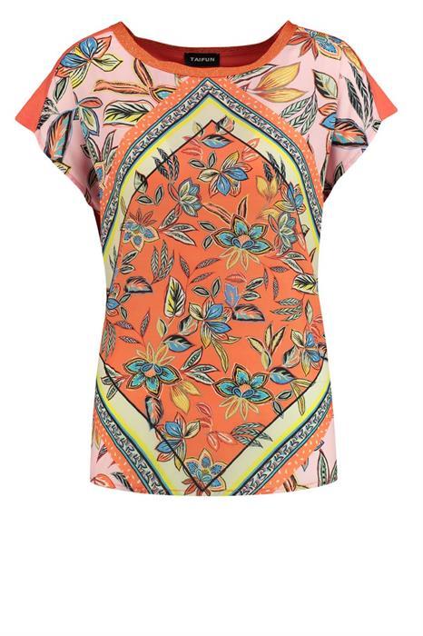Taifun T-shirt 571108-16080