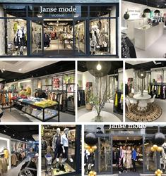 Totale metamorfose voor Janse mode Ermelo