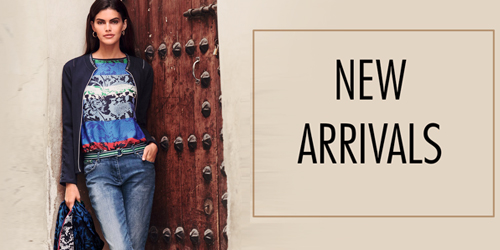 What to wear & New arrivals