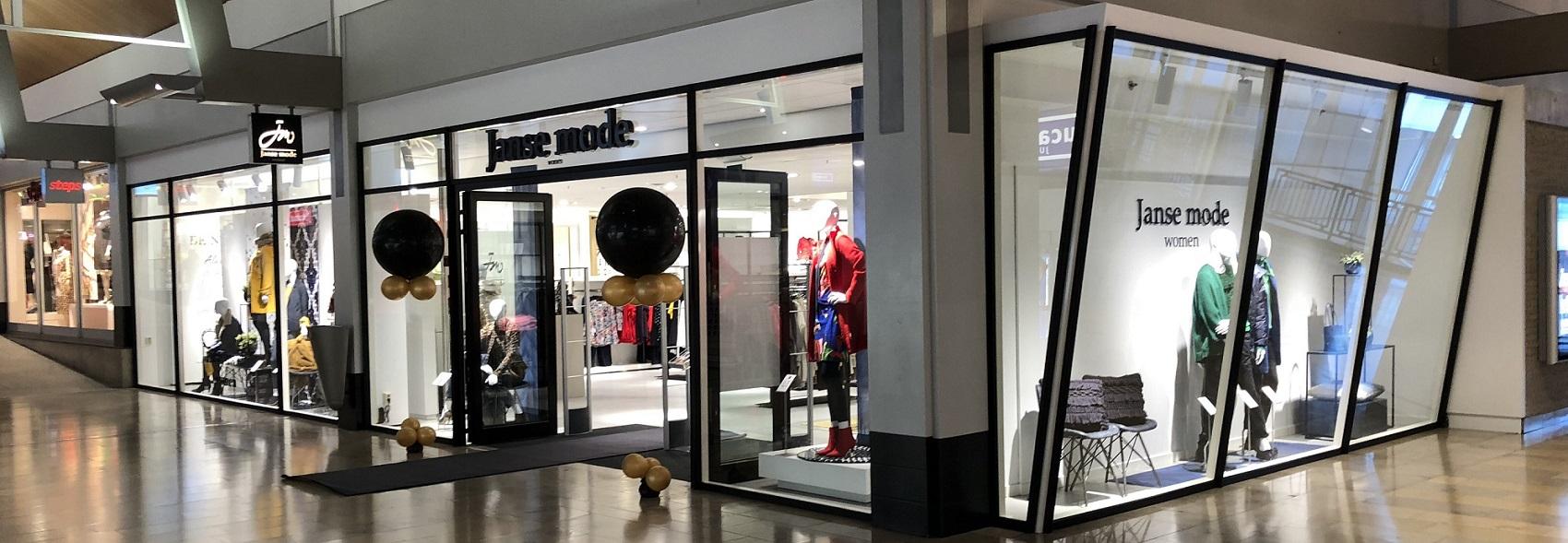 Dames Kleding Winkel.Rotterdam Winkels Algemeen Janse Mode